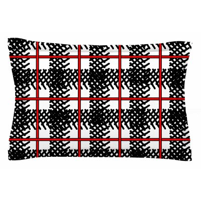 Kariran by Trebam Pillow Sham Size: Queen