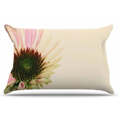 Flower by Sylvia Coomes Pillow Sham Size: King