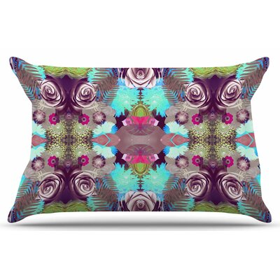 Kaleidoscopic Boho by Vasare Nar Pillow Sham Size: King