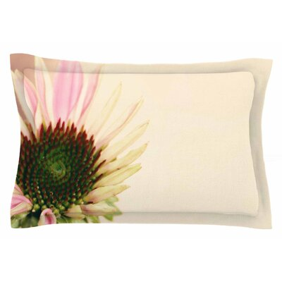 Flower by Sylvia Coomes Pillow Sham Size: Queen