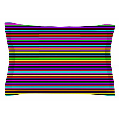 Kolor by Trebam Pillow Sham Size: Queen