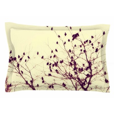 Darkness Into Light by Sylvia Coomes Pillow Sham Size: Queen