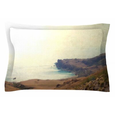Sea Dream by Sylvia Coomes Pillow Sham Size: Queen