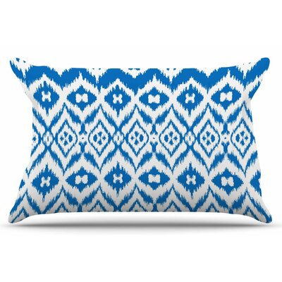 Vk_Ikat by Victoria Krupp Pillow Sham Size: King
