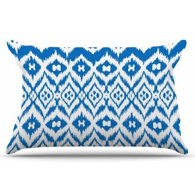 Vk_Ikat by Victoria Krupp Pillow Sham Size: King