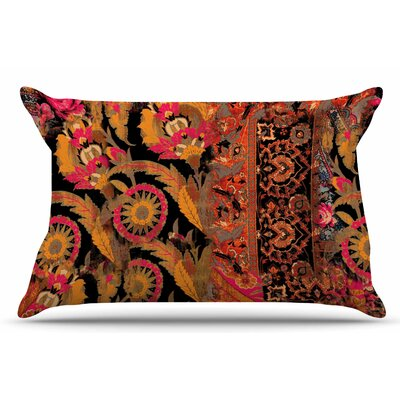 Global Patchwork by Victoria Krupp Pillow Sham Size: King