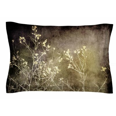 Wild Darkness by Sylvia Coomes Pillow Sham Size: Queen