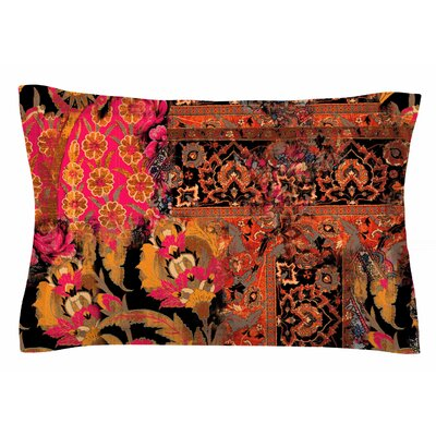 Global Patchwork by Victoria Krupp Pillow Sham Size: Queen