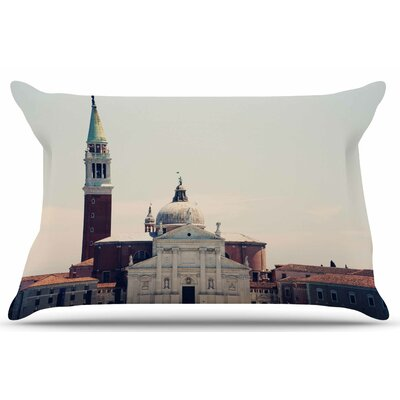 Venice 7 by Sylvia Coomes Pillow Sham Size: King