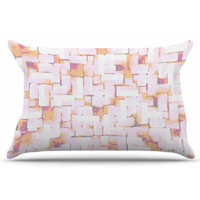 Cobble by Rachel Watson Pillow Sham Size: King