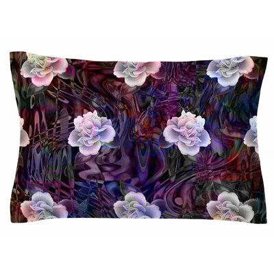 Rosa by Suzanne Carter Pillow Sham Size: Queen