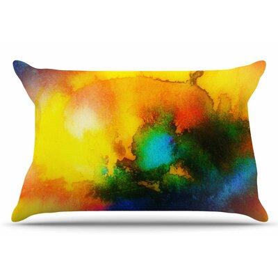 Good Vibrations Pillow Sham Size: King EUNH7800 33430591