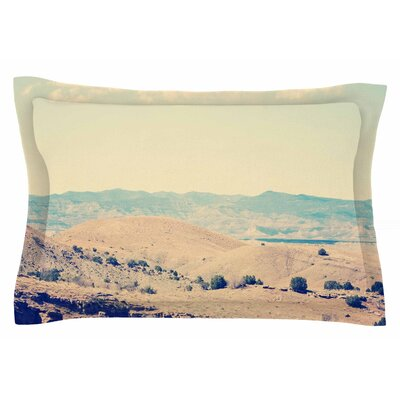 Wild West by Sylvia Coomes Pillow Sham Size: Queen