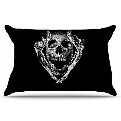 Jawz by BarmalisiRTB Pillow Sham Size: King