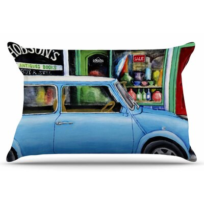 Mini by Vinny Thompson Pillow Sham Size: 20 H x 40 W x 1 D