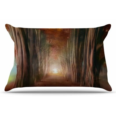 Dreams Come True by Viviana Gonzalez Pillow Sham Size: King