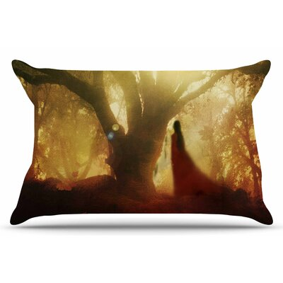 Autumn Song by Viviana Gonzalez Pillow Sham Size: King