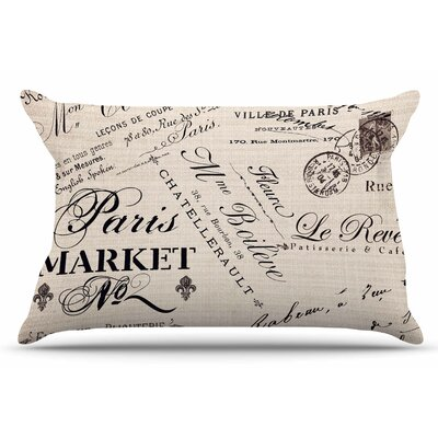 Alatorre Pillow Sham Size: King