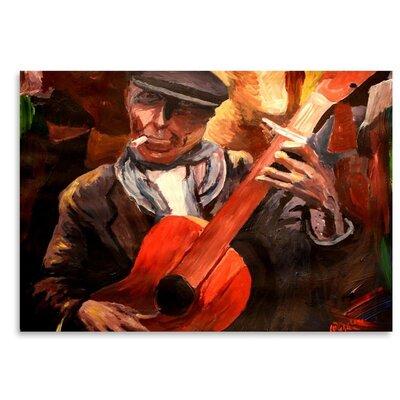 The Guitarrero Painting USSC1204 33543981