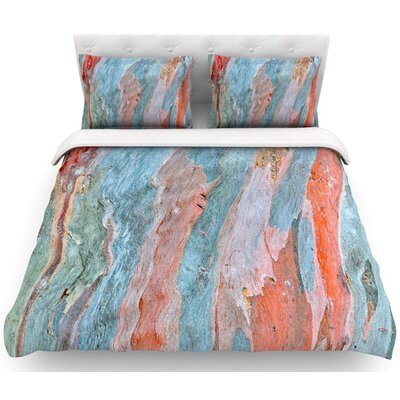 Beach Dreams by Susan Sanders Featherweight Duvet Cover Size: Queen
