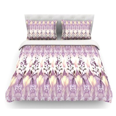 Laurel85 by Suzanne Carter Featherweight Duvet Cover Size: Queen