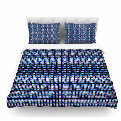 Mozaik by Trebam Featherweight Duvet Cover Size: Twin