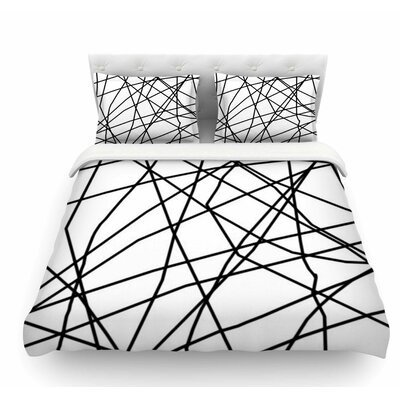 Paucina V3 by Trebam Featherweight Duvet Cover Size: Twin