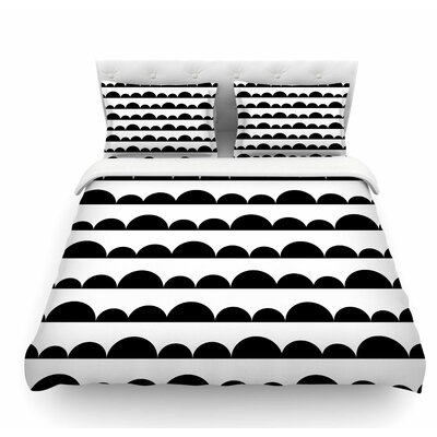 Neravan by Trebam Featherweight Duvet Cover Size: Twin
