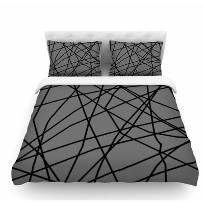 Paucina V2 by Trebam Featherweight Duvet Cover Size: Twin
