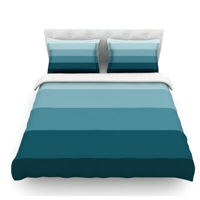 Cijan by Trebam Featherweight Duvet Cover Size: Twin