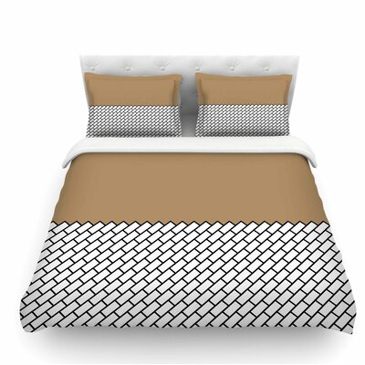 Opeka by Trebam Featherweight Duvet Cover Size: Queen