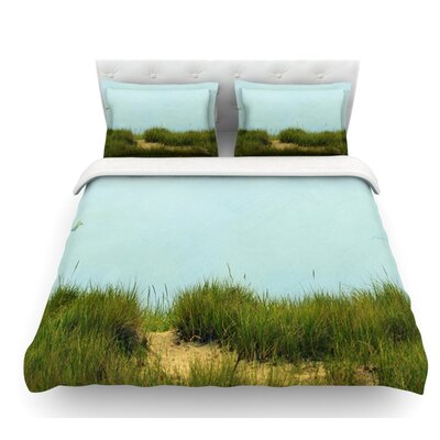 Hand in Hand by Robin Dickinson Featherweight Duvet Cover Size: King