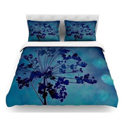 Grapesiscle by Robin Dickinson Featherweight Duvet Cover Size: King