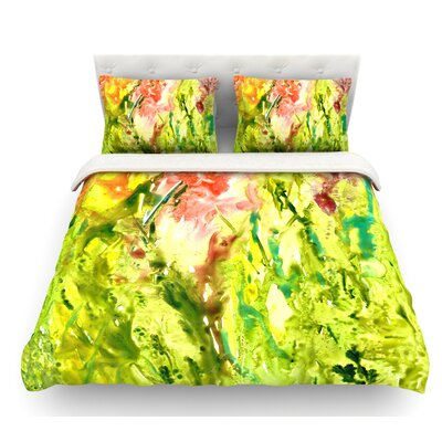 Thumb by Rosie Brown Featherweight Duvet Cover Size: Queen