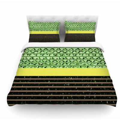 Stablo by Trebam Abstract Featherweight Duvet Cover Size: Queen