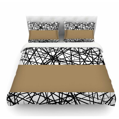 Kava by Trebam Featherweight Duvet Cover Size: Queen