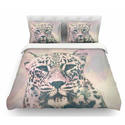 Tawny by Suzanne Carter Featherweight Duvet Cover Size: King