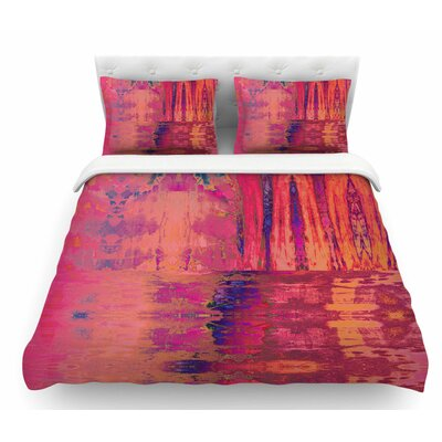 Soladiza by Nina May Featherweight Duvet Cover Size: King