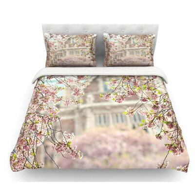 Dream by Sylvia Cook Featherweight Duvet Cover Size: King