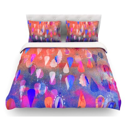Bindi Dreaming by Nikki Strange Featherweight Duvet Cover Size: King