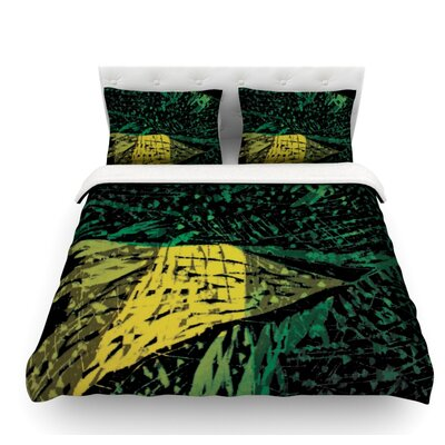 Family 1 by Theresa Giolzetti Featherweight Duvet Cover Size: Twin
