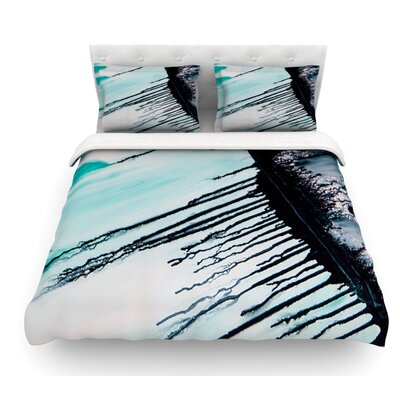 Extractions by Steve Dix Featherweight Duvet Cover Size: King