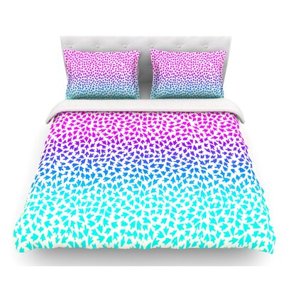 Ombre Arrows by Sreetama Ray Featherweight Duvet Cover USSC3735 33557294
