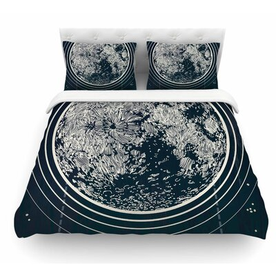 We are Without Limits by Sam Posnick Featherweight Duvet Cover Size: Twin