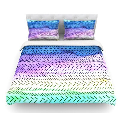 Sreetama Ray Cool Featherweight Duvet Cover Size: King