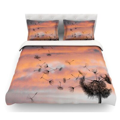 Dandy by Skye Zambrana Featherweight Duvet Cover Size: King