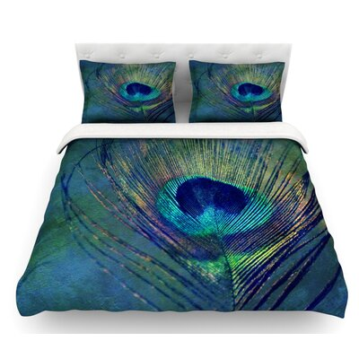 Plume Featherweight Duvet Cover Size: Queen