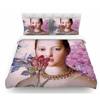 Eternity by Suzanne Carter Featherweight Duvet Cover Size: Queen