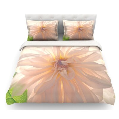 Buy Her Flowers by Robin Dickinson Featherweight Duvet Cover Size: Queen