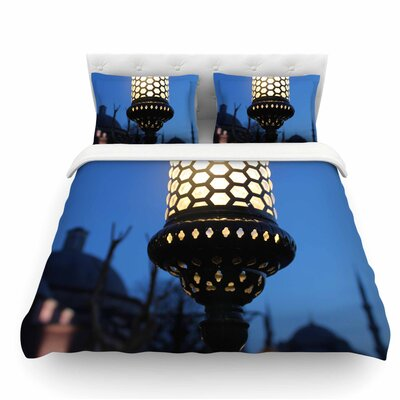 The Light of the Roman Empire by Theresa Giolzetti Featherweight Duvet Cover Size: Queen